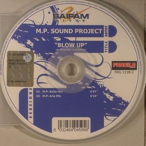 MP SOUND PROJECT - Blow Up