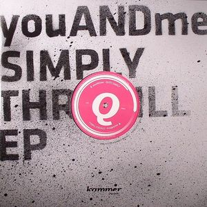 YOUANDME - Simply Thrill EP