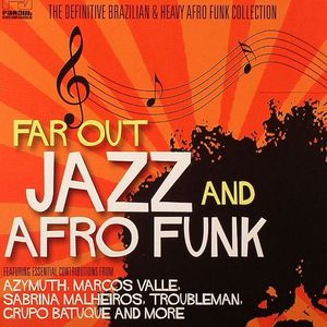 VARIOUS - Far Out Jazz & Africa Funk