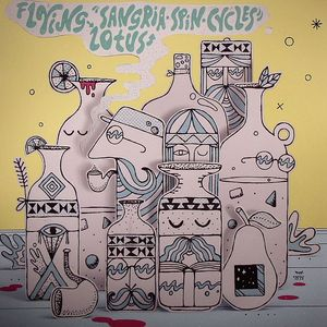 FLYING LOTUS/HOUSE SHOES - Do Over Volume 1
