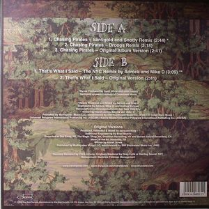 JONES, Norah - Chasing Pirates Remix EP