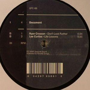 TROXLER, Seth feat MATTHEW DEAR/RYAN CROSSON/LEE CURTISS - Document Part 1