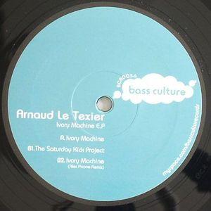 LE TEXIER, Arnaud - Ivory Machine EP