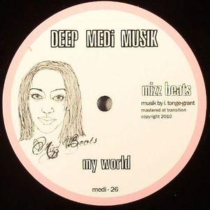 MIZZ BEATS - My World