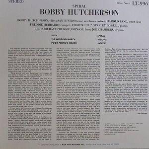 HUTCHERSON, Bobby - Spiral