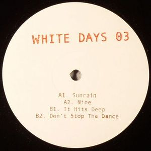 WHITE DAYS - New Age Of Earth