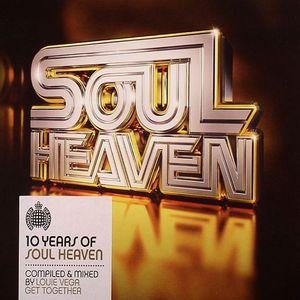 VEGA, Louie/VARIOUS - 10 Years Of Soul Heaven