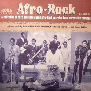 VARIOUS - Afro Rock Volume 1: A Collection Of Rare & Unreleased Afro Beat Quarried From Across The Continent