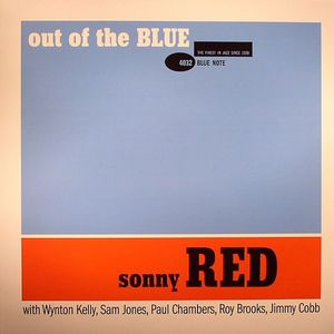 RED, Sonny - Out Of The Blue
