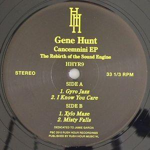 HUNT, Gene - Cancemnini EP