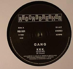 GANG - KKK