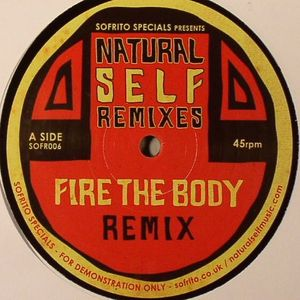SOFRITO SPECIALS - Sofrito Specials Presents Fire The Body