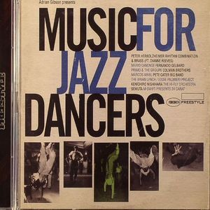 GIBSON, Adrian/VARIOUS - Music For Jazz Dancers