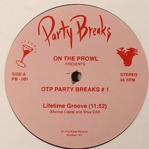 CABRAL, Marcos/SHUX - On The Prowl Presents OTP Party Breaks #1