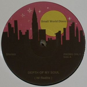 SMALL WORLD DISCO - Depth Of My Soul