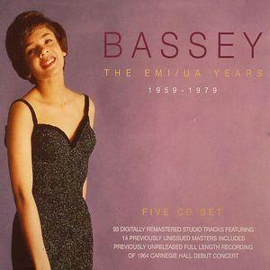 BASSEY, Shirley - Bassey: The EMI/UA Years 1959-1979
