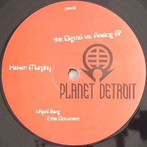 MURPHY, Hakim - The Digital vs Analog EP