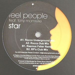 REEL PEOPLE feat TONY MOMRELLE - Star