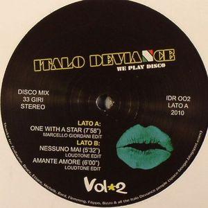 ITALO DEVIANCE - Italo Deviance Volume 2
