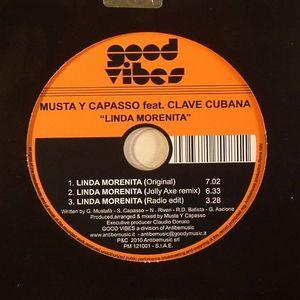 MUSTA/CAPASSO feat CLAVE CUBANA - Linda Morenita