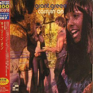GREEN, Grant - Carryin' On