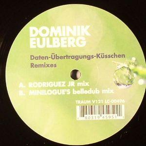 EULBERG, Dominik - Daten Ubertragungs Kusschen (remixes)