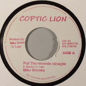 BROOKS, Mike/GAPPY RANKS - Put The Records Straight