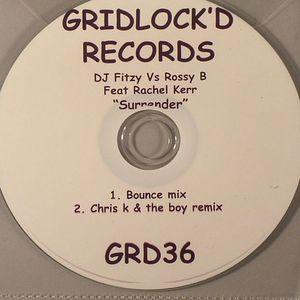 DJ FITZY vs ROSSY B feat RACHEL KERR - Surrender