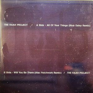 RAAH PROJECT, The - Remixes