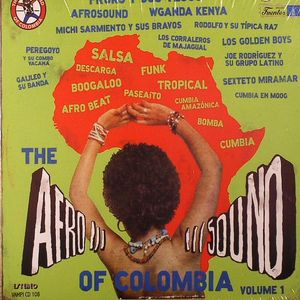VARIOUS - The Afrosound Of Colombia Volume 1
