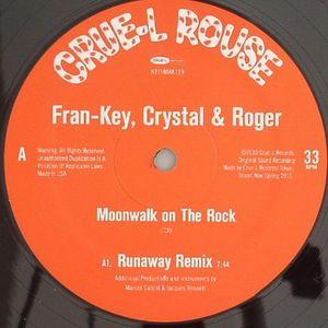 FRAN KEY/CRYSTAL & ROGER - Moonwalk On The Rock