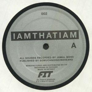 IAMTHATIAM aka JAMAL MOSS - The Invisible Children EP