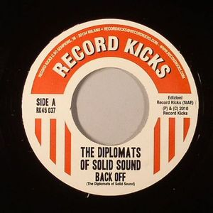 DIPLOMATS OF SOLID SOUND, The - Back Off