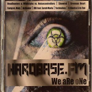 DJ G4BBY/BOOZED PANDERZ/VARIOUS - Hardbase FM: We Are One