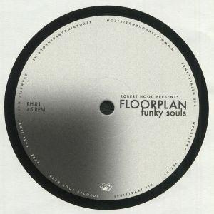 HOOD, Robert presents FLOORPLAN - Funky Souls