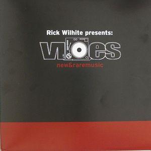 GLENN UNDERGROUND/MARCELLUS PITTMAN/VINCENT HALLIBURTON - Rick Wilhite Presents Vibes New & Rare Music