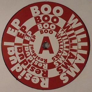 WILLIAMS, Boo - Residual EP