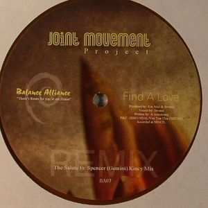 JOINT MOVEMENT PROJECT - Find A Love