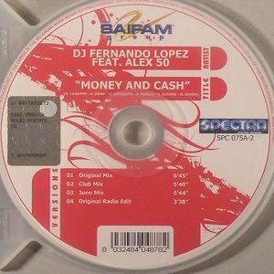 DJ FERNANDO LOPEZ feat ALEX 50 - Money & Cash