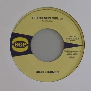 GARNER, Billy - Brand New Girl