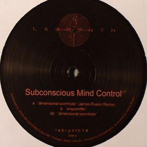RUSKIN, James/MICHAELANGELO - Subconscious Mind Control EP