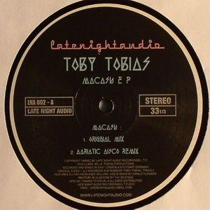 TOBIAS, Toby - Macasu EP