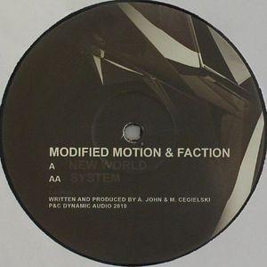 MODIFIED MOTION/FACTION - New World