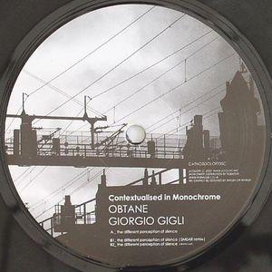 OBTANE/GIORGIO GIGLI - Contextualised In Monochrome