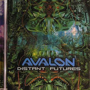 AVALON/VARIOUS - Distant Futures