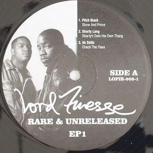 LORD FINESSE/PITCH BLACK/AK SKILLZ/ILLEGAL - Rare & Unreleased EP 1