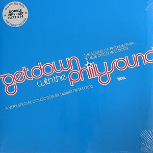 DIMITRI FROM PARIS/TEDDY PENDERGRASS/THE JACKSONS/PHILLY DEVOTIONS/HAROLD MELVIN/THE BLUENOTES - Get Down With The Philly Sound (Part 2/4)