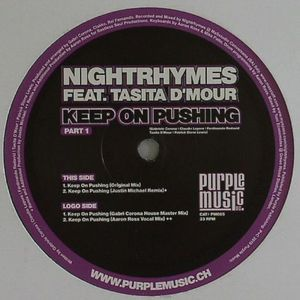NIGHTRHYMES feat TASITA D'MOUR - Keep On Pushing Part 1