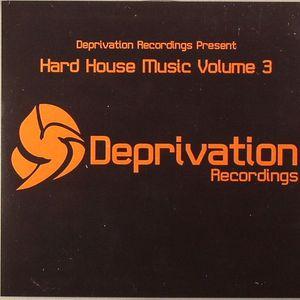 VARIOUS - Hard House Music Volume 3