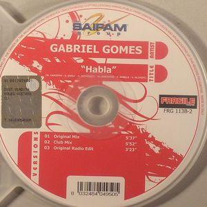 GOMES, Gabriel - Habla